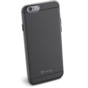 Калъф Cellularline Color Slim за iPhone 6 Plus Black
