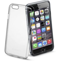 Калъф Cellularline Clear Duo за iPhone 6
