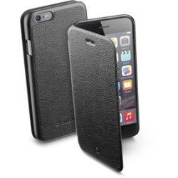 Калъф Cellularline Book Essential за iPhone 6 - Black