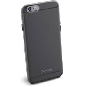 Калъф Cellularline Color Slim за iPhone 6 Black