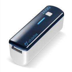 Cellular Line външна батерия 2600mAh