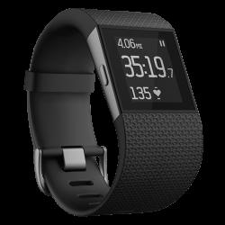 Fitbit Surge, Large - Black