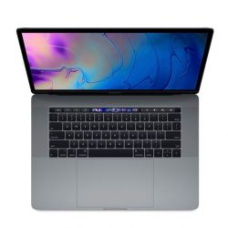 MacBookPro-15inch TouchBar-256GB-Space-Gray