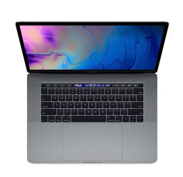 MacBookPro-15inch TouchBar-256GB-Space-Gray