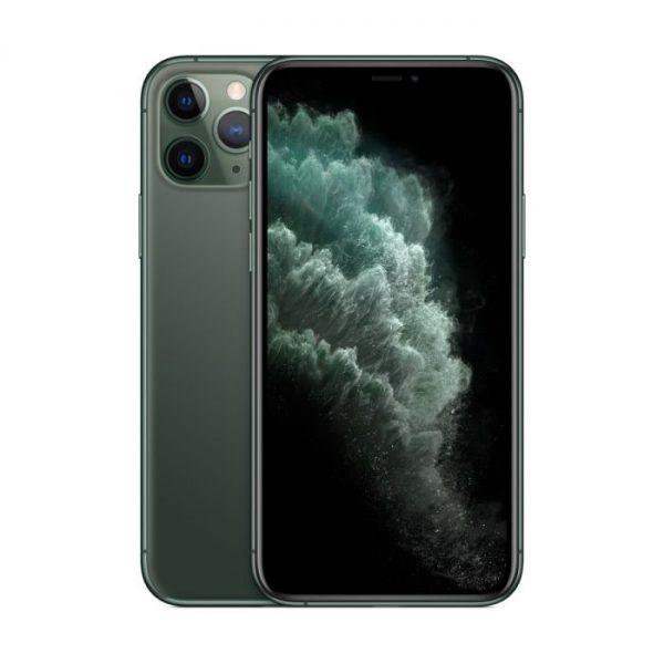 iPhone 11 Pro midnight green